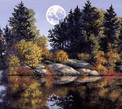 M Swanson Artist Northern Paintings by ...